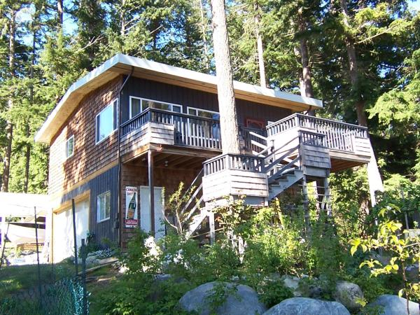 Malaspina Strait Cottage Powell River