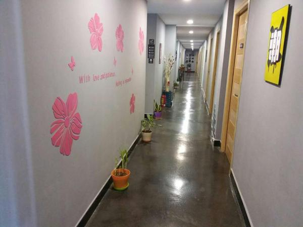 Taipei Youth Apartment Dongguan 东莞
