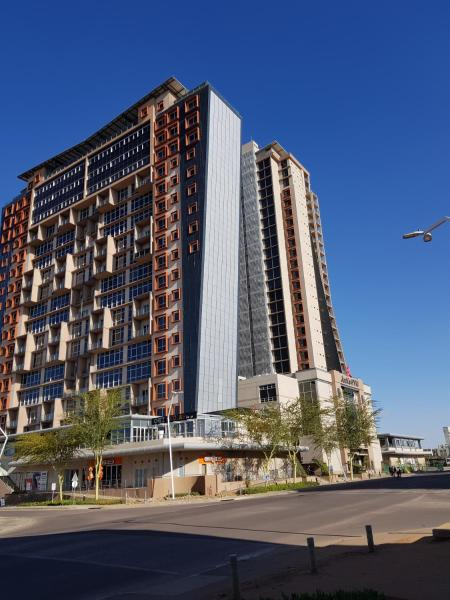 Apartments at Itowers, CBD, Gaborone South East