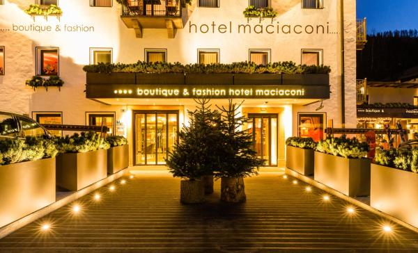 Boutique & Fashion Hotel Maciaconi Санта-Кристина-Вальгардена