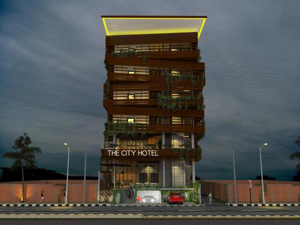 The City Hotel Ambon