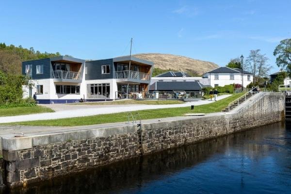 Moorings Hotel Fort William