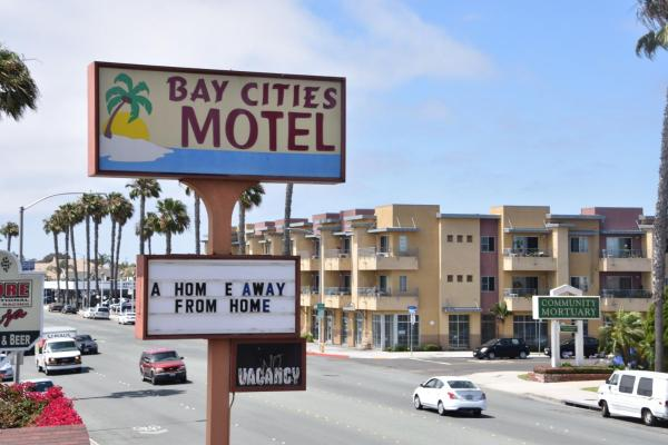 Baycities Motel Chula Vista