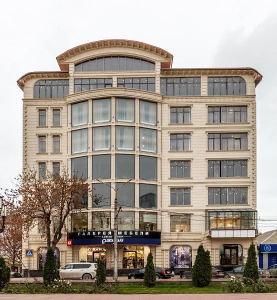 Central City Hotel Makhachkala Махачкала