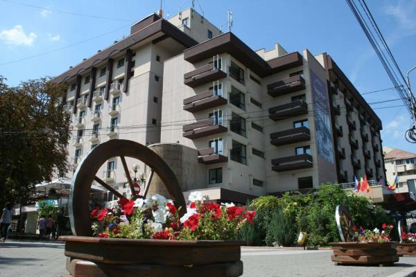 Hotel Rapsodia City Center Botoşani
