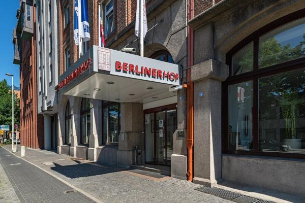 intercityhotel kiel kaistraße