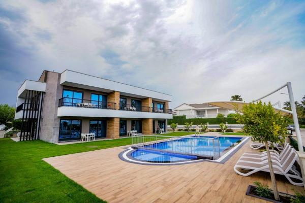Sweet Home Kemer Apartments Кемер