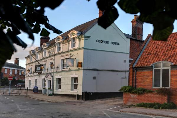 Best Western The George Hotel, Swaffham Swaffham