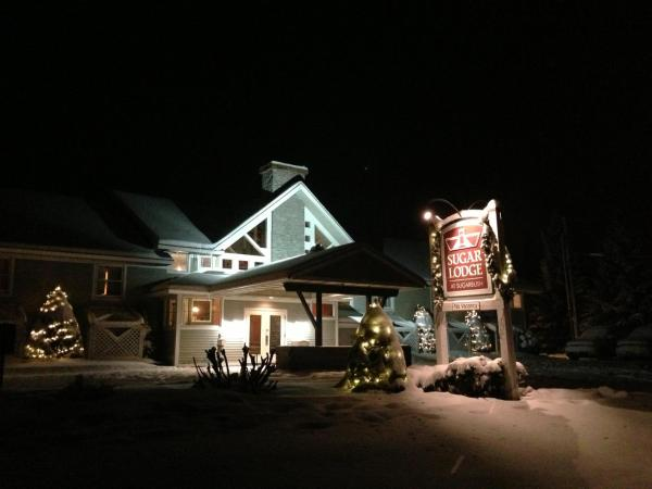Sugar Lodge at Sugarbush Warren