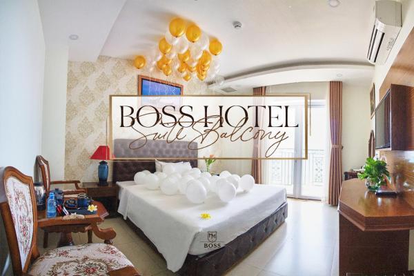 Boss Hotel Нячанг