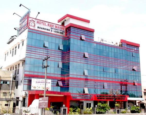 Hotel Ravi Mayur International Chitradurga