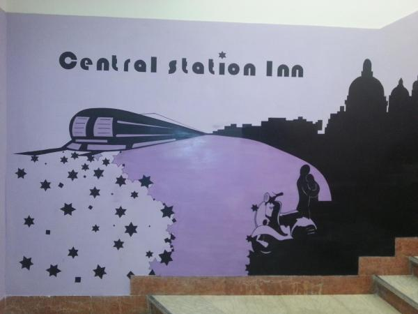 Central Station Inn Ciampino