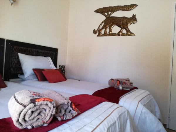 All over Africa Guest house Kempton Park