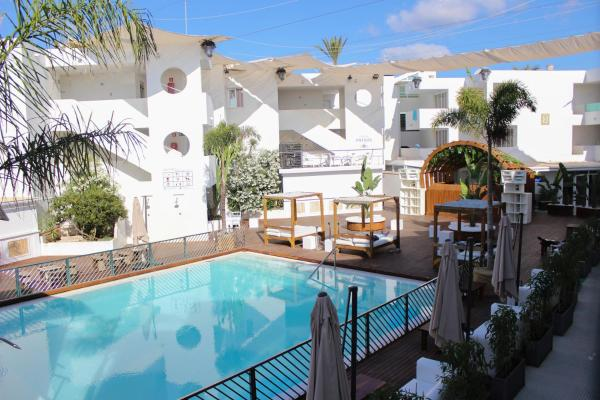 Apartamentos Bora Bora - Adults Only Playa d'en Bossa