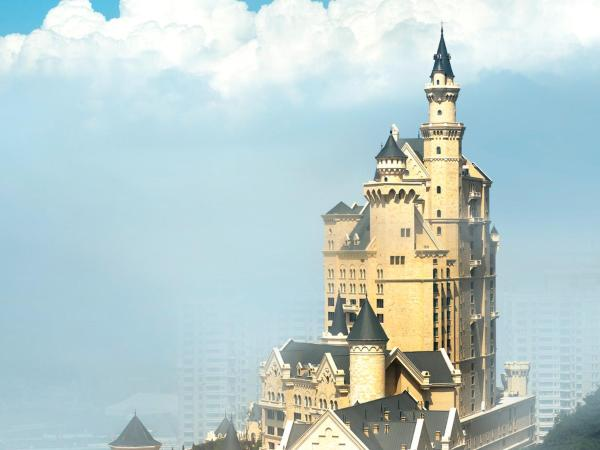 The Castle Apartment, A Luxury Collection Hotel, Dalian Shahekou