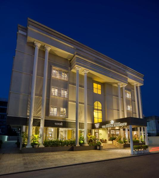 hotels in baroda gujarat