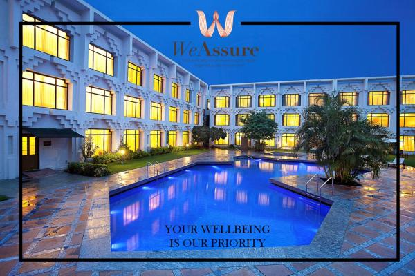 WelcomHotel Vadodara - ITC Hotels Group 巴罗达