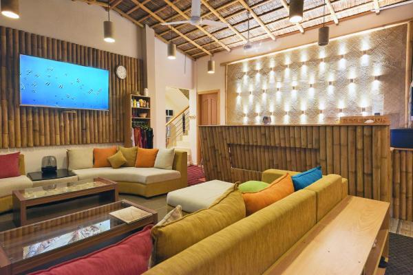 Ocean Retreat and Spa Guraidhoo