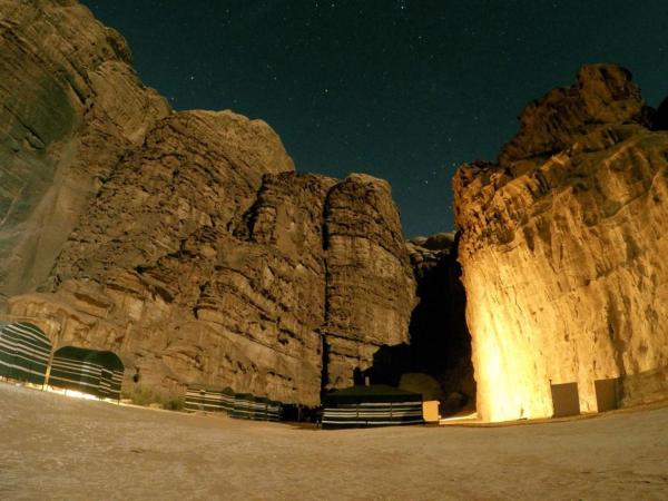 Wadi Rum Nature Tours And Camp Вади-Рам