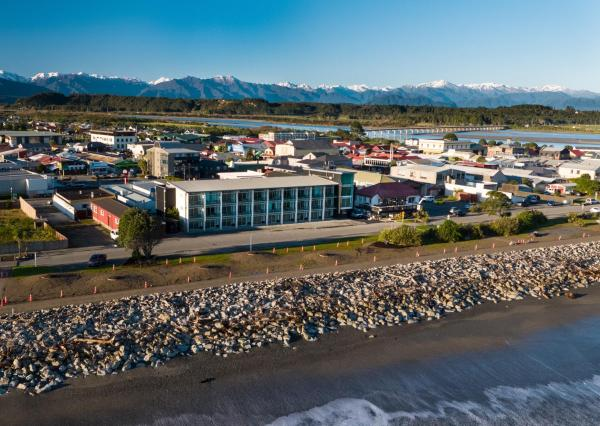 Beachfront Hotel Hokitika 霍基蒂卡
