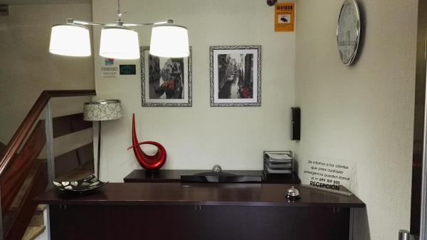 Pension Iruna Santurce