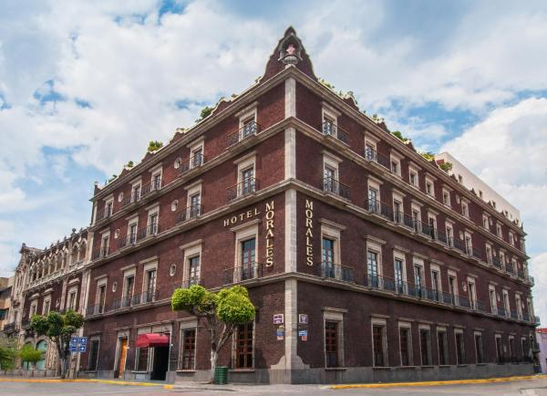 Hotel Morales Historical & Colonial Downtown core Guadalajara