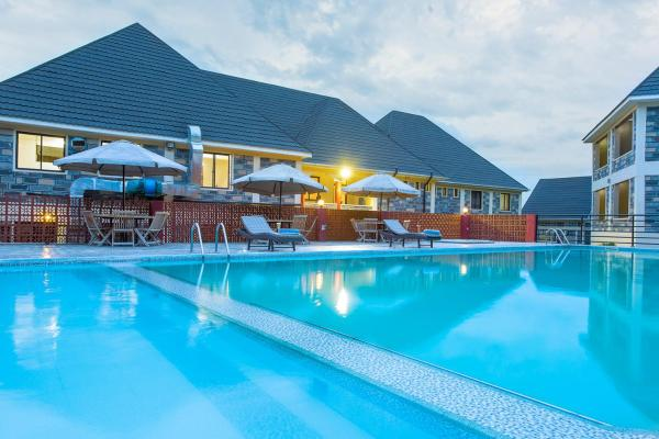 Epashikino Resort & Spa Gilgil