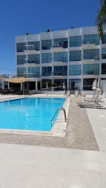 Coralli Spa Artemis Apartments Protaras