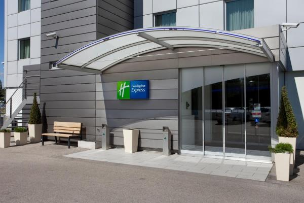 Holiday Inn Express Geneva Airport Ginebra