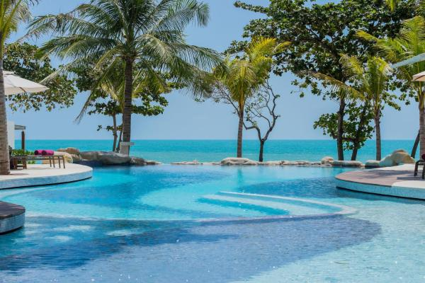 White Sand Samui Resort 拉迈海滩