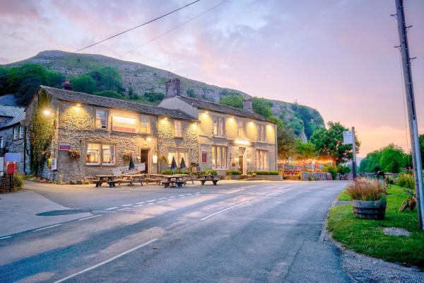 Tennant Arms Hotel Grassington