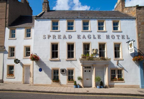 The Spread Eagle Hotel Jedburgh