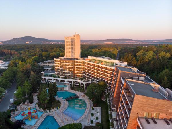 Flamingo Grand Hotel Spa 5 Albena Balchik Kuste Bulgarien 24 Gastebewertungs Flamingo Grand Hotel Spa 5 Buchen