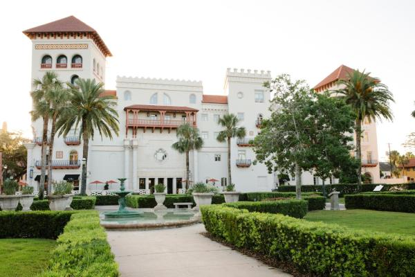Casa Monica Resort & Spa, Autograph Collection / Casa Monica, Autograph Collection, A Marriott Luxury & Lifestyle Hotel Сент-Огастин