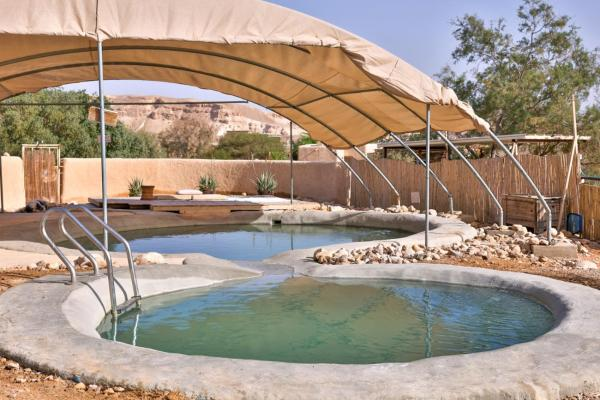 Desert Days, Negev Ecolodge Zuqim