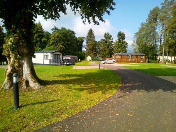 Callander Woods Holiday Park