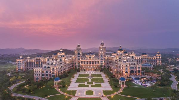 Hilton Dalian Golden Pebble Beach Resort Jinzhou