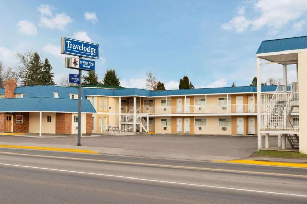 Travelodge by Wyndham Quesnel BC Quesnel