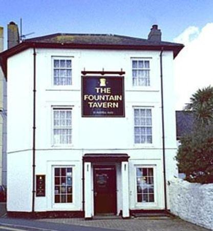 The Fountain Tavern Penzance