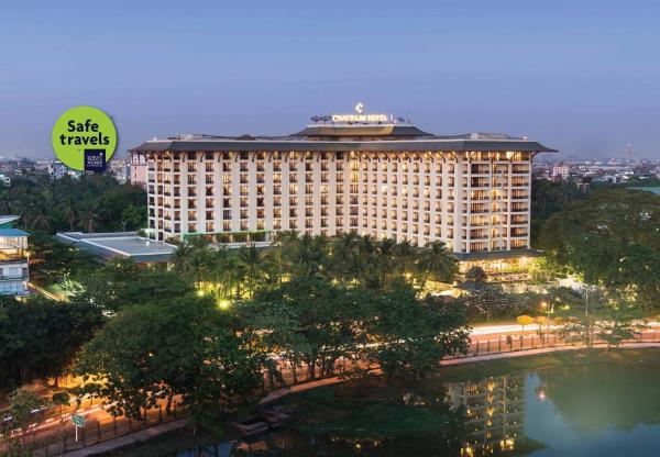 Chatrium Hotel Royal Lake Yangon 仰光