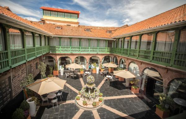 Aranwa Cusco Boutique Hotel Cusco