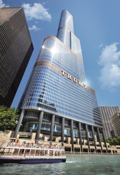 Trump International Hotel & Tower Chicago Chicago