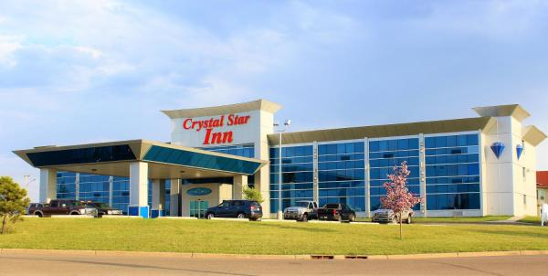 Crystal Star Inn Edmonton Airport Leduc