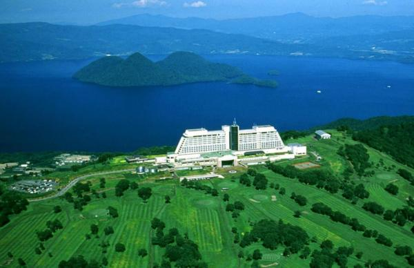 The Windsor Hotel Toya Resort & Spa Lake Toya