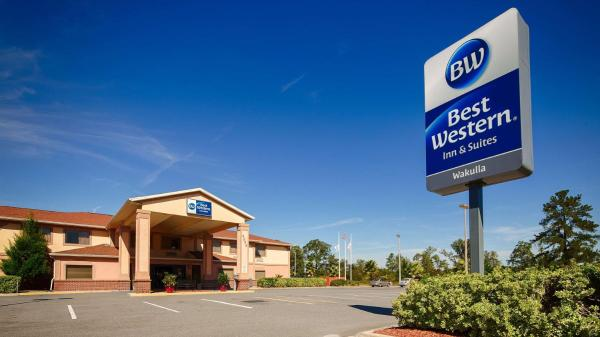 Best Western Wakulla Inn & Suites Crawfordville