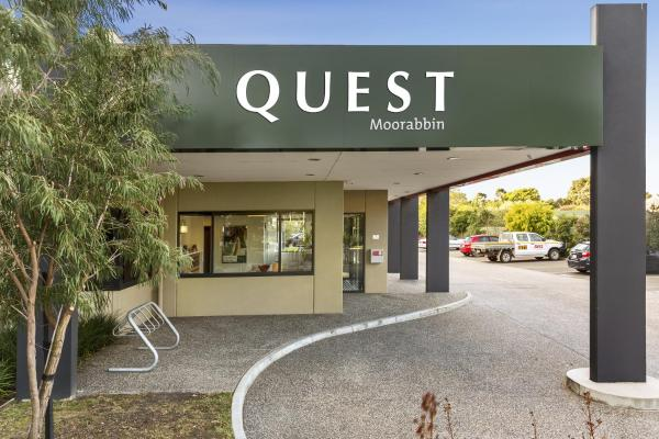 Quest Moorabbin Serviced Apartments Moorabbin