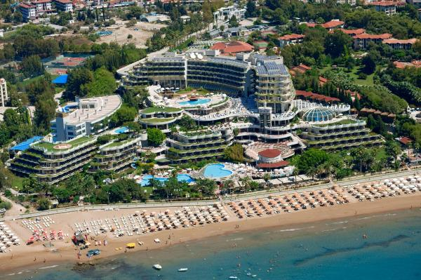 Crystal Sunrise Queen Luxury Resort & Spa Сиде