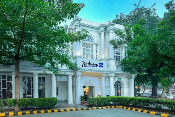 Radisson Blu Marina Hotel Connaught Place Nueva Delhi