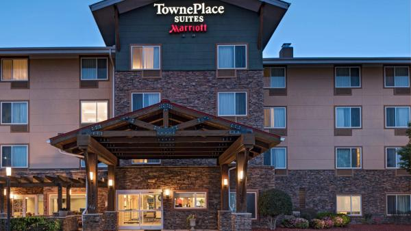 TownePlace Suites Fayetteville Cross Creek Fayetteville