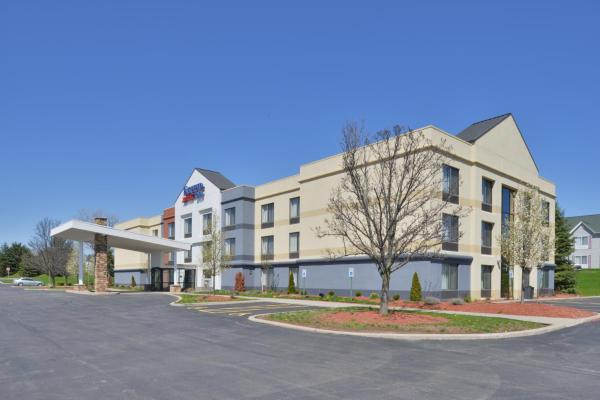 Fairfield Inn Rochester South Хенриетта